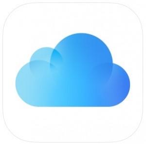 iCloud Drive logo