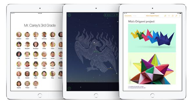 iPad Classroom iOS 9.3