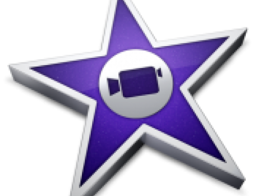 OS X: Basic Editing With iMovie for VoiceOver Users