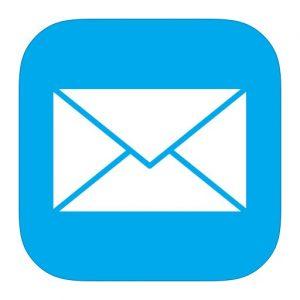 iOS Mail icon - iAccessibility
