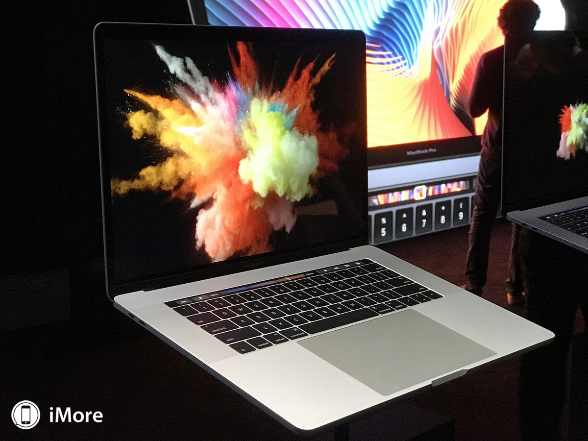 image of MacBook Pro 2016 from iMore.com