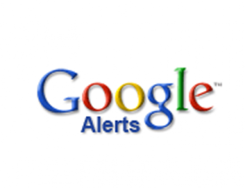 Quick Tip: Get Custom Alerts From Google Alerts