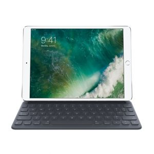 iPad Pro 10.5 with smart keyboard