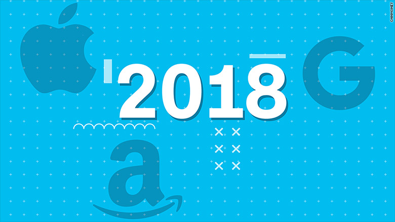2018 Tech Predictions