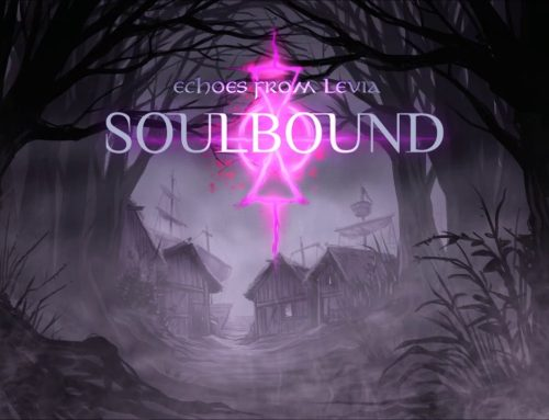 #iAcast GameCast 5 – Echoes From Levia Soulbound