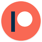 Patreon Logo for Social Icons