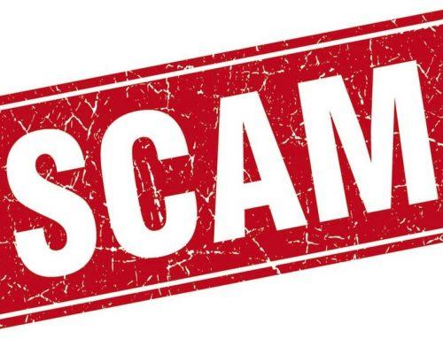 #iACast 104 – Identifying Scams