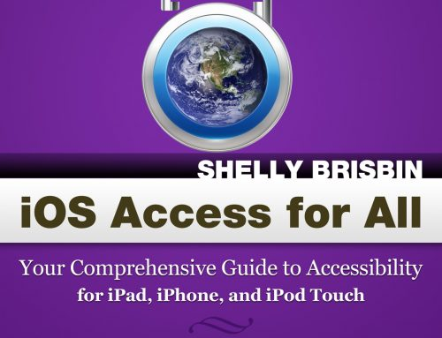 Book Recommendation: iOS Access For All by Shelly Brisbin