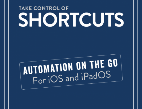 Book Recommendation: Take Control of Shortcuts by Rosemary Orchard