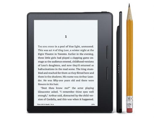 Kindle Paperwhite vs Kindle Oasis: Accessibility showdown